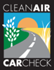 Clean Air Car Check Logo