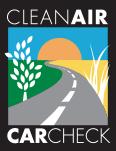 Clean Air Car Check Logo