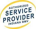 Indiana BMV Service Provider logo